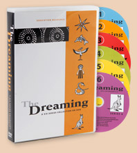 The Dreaming 6 DVD Boxset - 78 animated films over six DVDs